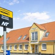 Busforbindelser fra byggegrunde i Terndrup